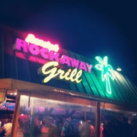 Photo taken at Frenchy's Rockaway Grill by Nicole Pallante on 11/2/2012