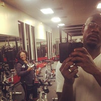 Photo taken at Fitness Compound by Brad W. on 4/16/2014