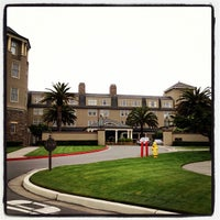 Photo taken at The Ritz-Carlton Half Moon Bay by TerriAnn v. on 9/28/2012