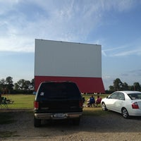 Photo taken at Showboat Drive-In by Alex M. on 6/16/2013