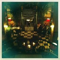 Photo taken at Grand Café de la Poste by Roman on 10/16/2012