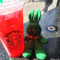 Photo taken at Starbucks by greenie m. on 3/27/2016