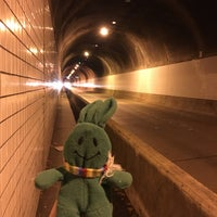 Photo taken at Armstrong Tunnel by greenie m. on 11/21/2016