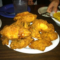 Photo taken at Babe's Chicken Dinner House by Brett B. on 1/1/2013