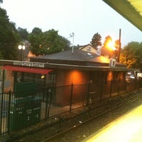 Photo taken at Metro North - Hawthorne Train Station by Leigh S. on 7/2/2014