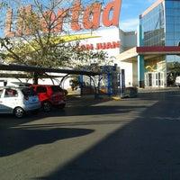 Photo taken at Libertad by Caro M. on 6/15/2013