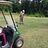 Photo taken at Rock Creek Golf Course by Edmund T. on 8/2/2014