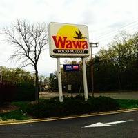 Photo taken at Wawa by Heather G. on 5/6/2014