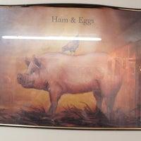 Photo taken at Porky's Kitchen by Tina B. on 4/12/2013