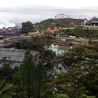 Photo taken at Genting Highlands by erika p. on 1/3/2013