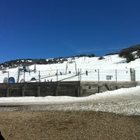 Photo taken at Perisher by Gary C. on 10/2/2012
