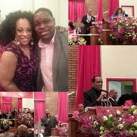 Photo taken at Canaan Baptist Church by Okay Z. on 5/14/2013