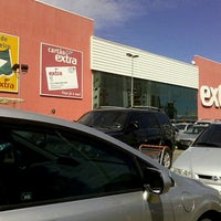 Photo taken at Extra by Diogo D. on 3/27/2013