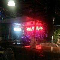 Photo taken at Redsteps Restaurant-Sandalay Resort by Ayoosha A. on 2/4/2013