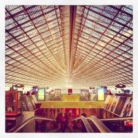 Photo taken at Terminal 2F by Simone C. on 11/25/2012