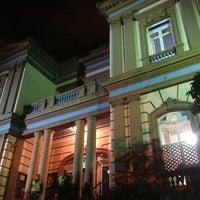 Photo taken at Teatro Aguila Descalza by Maria Adelaida M. on 3/20/2013