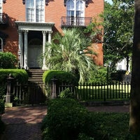 Photo taken at Mercer Williams House by Clinton™ on 10/29/2015