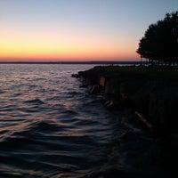 Photo taken at Sylvan Beach NY by Frank C. on 7/16/2013