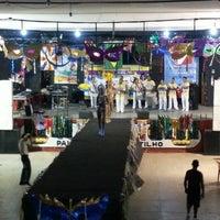 Photo taken at Rancho (Escola de Samba) by Christian E. on 2/28/2014