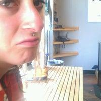 Photo taken at Buffalo Exchange by Miriam O. on 9/15/2012