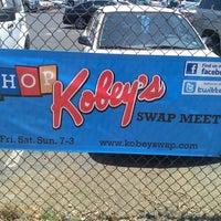 Photo taken at Kobey's Swap Meet by $$$hawna M. on 6/15/2013