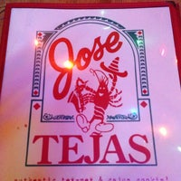 Photo taken at Jose Tejas by Laura on 2/14/2013