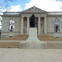 Photo taken at Rodin Museum by Jeffrey K. on 4/13/2013