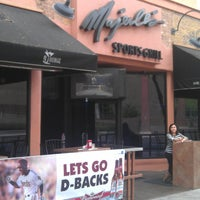 Photo taken at Majerle's Sports Grill by Bud M. on 3/30/2013