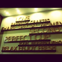 Photo taken at Second Cup by Elias H. on 10/18/2012