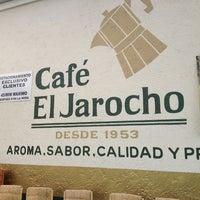 Photo taken at Café El Jarocho by Lina O. on 7/29/2013