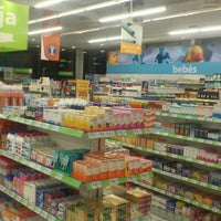 Photo taken at Farmacia San Pablo by Sandra Jazmín M. on 3/24/2013