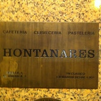 Photo taken at Hontanares by Quique L. on 3/11/2013