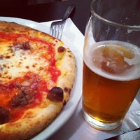 Photo taken at Pizzeria Mari' by Bryan M. on 10/8/2012