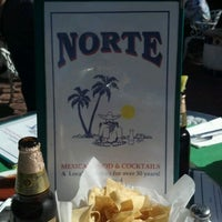 Photo taken at Norte Mexican Food & Cocktail by Angel R. on 1/29/2012