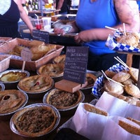 Photo taken at New Amsterdam Market by Helen L. on 6/24/2012