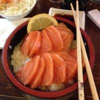 Photo taken at Toyotomy by Natassja W. on 4/5/2012