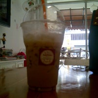 Photo taken at ร้านเนยหอม The Sweet-scented Bakery by Fang B. on 3/12/2012
