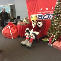 Photo taken at Kettler Capitals Iceplex by John S. on 12/8/2012