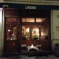 Photo taken at La Raclette by Werner V. on 1/22/2013