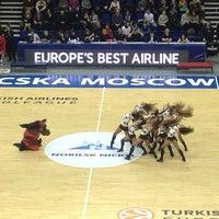 Photo taken at PBC CSKA by Yury M. on 3/15/2013