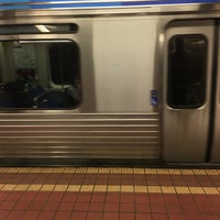 Photo taken at SEPTA MFL 34th Street Station by Charles M. on 10/23/2016