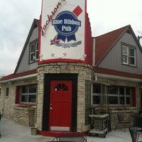 Photo taken at Jackson's Blue Ribbon Pub by Jeremy L. on 4/6/2013