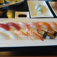 Photo taken at Cherry Sushi by sulume on 10/27/2012