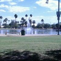 Photo taken at Reid Park by Janie Q. on 9/22/2012