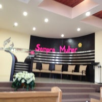 Photo taken at Brazilian Adventist Church by Juliana B. on 3/9/2013