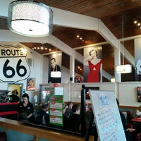 Photo taken at Great Scotts Eatery by Ian D. on 2/16/2014