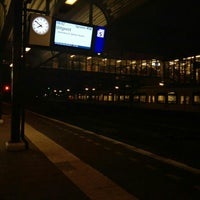 Photo taken at Spoor 5 by Luc L. on 1/22/2016