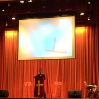 Photo taken at ICIM Church, Tung Chung by Cypirillie on 12/29/2013