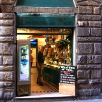Photo taken at Gelateria dei Neri by T. S. on 7/15/2013