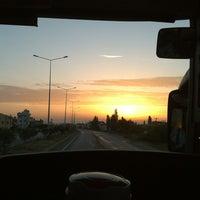 Photo taken at İzmir - Çanakkale Yolu by Tijen K. on 10/18/2012